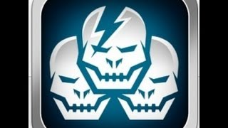 SHADOWGUN: DeadZone iPad App Video Review and Gameplay