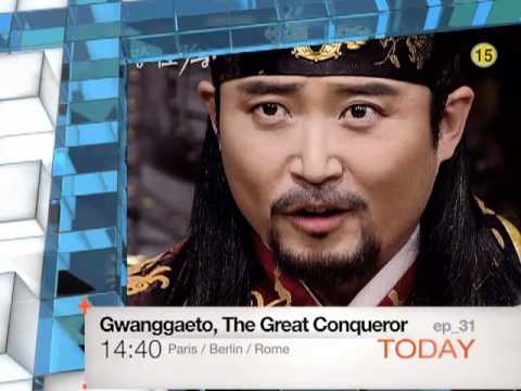 [Today 10/15] Gwanggaeto, the Great Conqueror