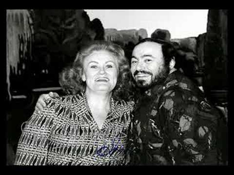 Rigoletto 1971: #5 È Il Sol Dell'anima...Addio, Addio. Joan Sutherland, Luciano Pavarotti