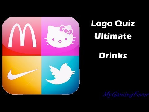 Logo Quiz Ultimate :  Drinks - Answers