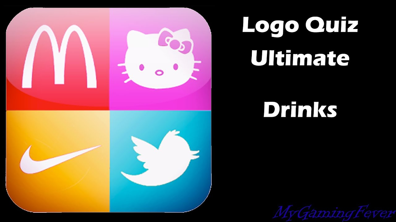 logo quiz ultimate drinks answers youtube