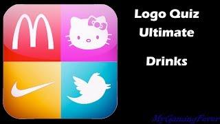 Video Logo Quiz Ultimate :  Drinks - Answers download MP3, 3GP, MP4, WEBM, AVI, FLV Juli 2018