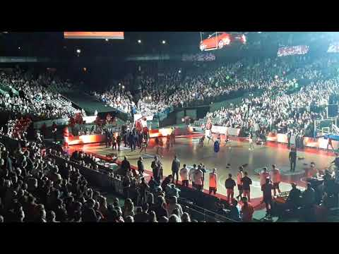 9th Night of the Giants: Telenet Antwerp Giants - Basic Fit Brussels