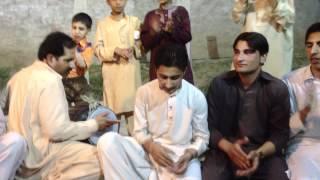 tanoli waqas marriage local dhool mayea