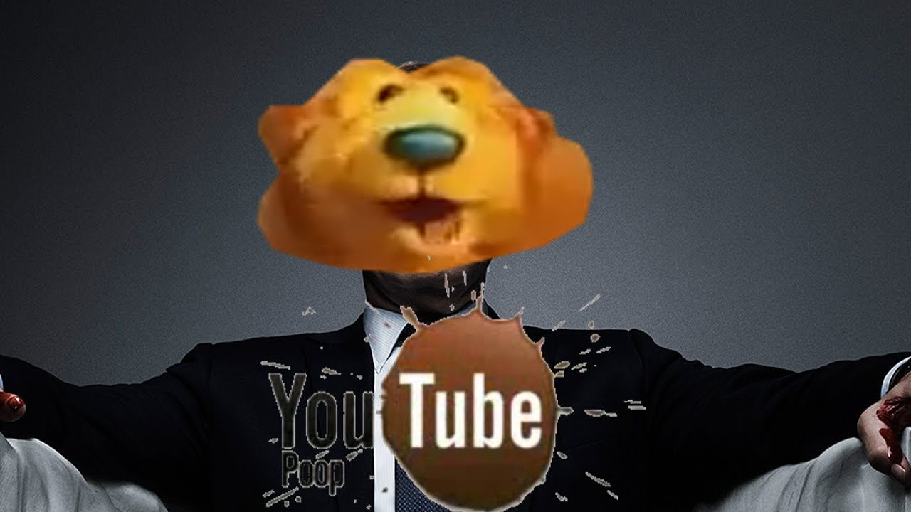 ytp bear in the big blue house of cards collab entry youtube