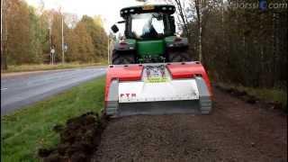 PTH-murskaimella asfalttipohjat helposti.