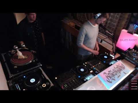 Starfunk Boogie Live @ Bajes Radio Amsterdam