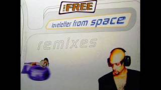 The Free - Loveletter From Space (Drop Dishes Letter)