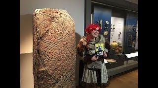 Janina Ramirez  on Riddle of the Runes: A Viking Mystery