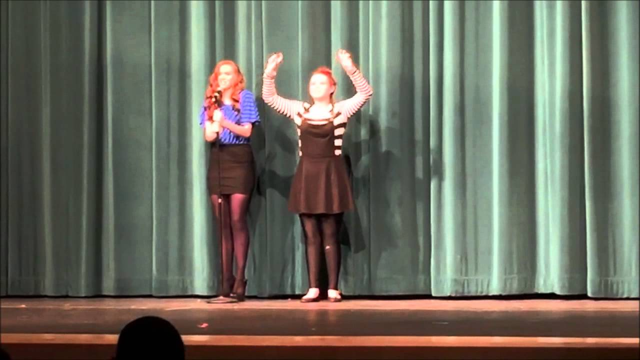 Chandelier - ASL - Sheahan sisters singing and signing - YouTube