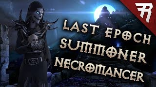 Video Necromancer hits Last Epoch RPG: Summoner Build (Alpha Preview / Demo Gameplay) download MP3, 3GP, MP4, WEBM, AVI, FLV Juli 2018