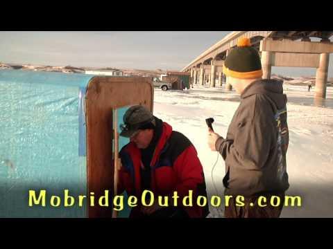 Missouri Secrets Tackle - 2015 Mobridge Ice Tournament