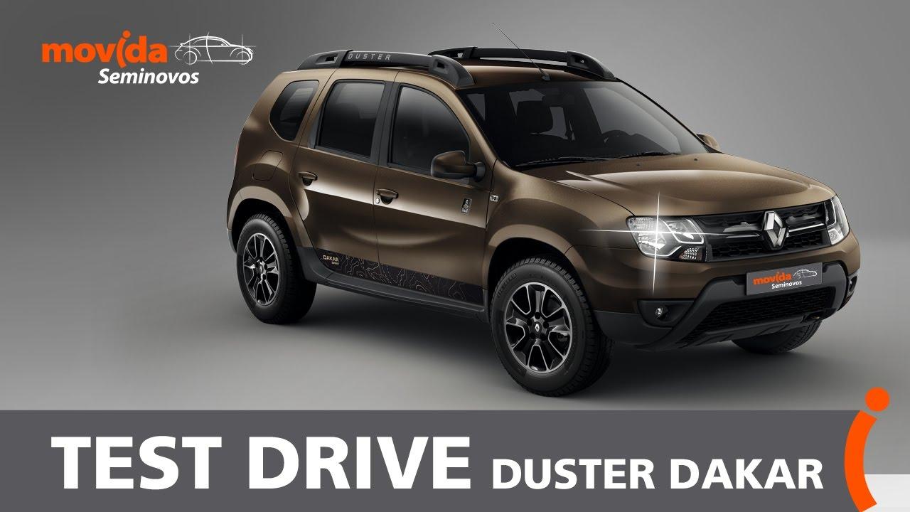 2017 03 02 Movida 1 Test Drive Renault Duster Dakar 1 6