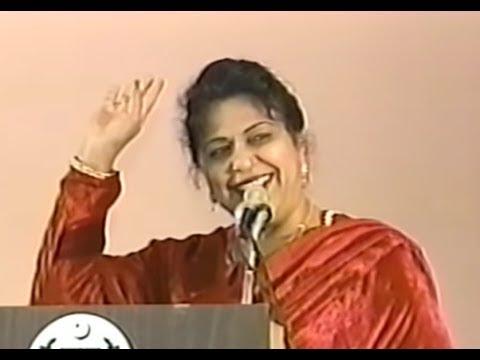 Rehana Roohi [International Mushaira 2001 Houston](1)