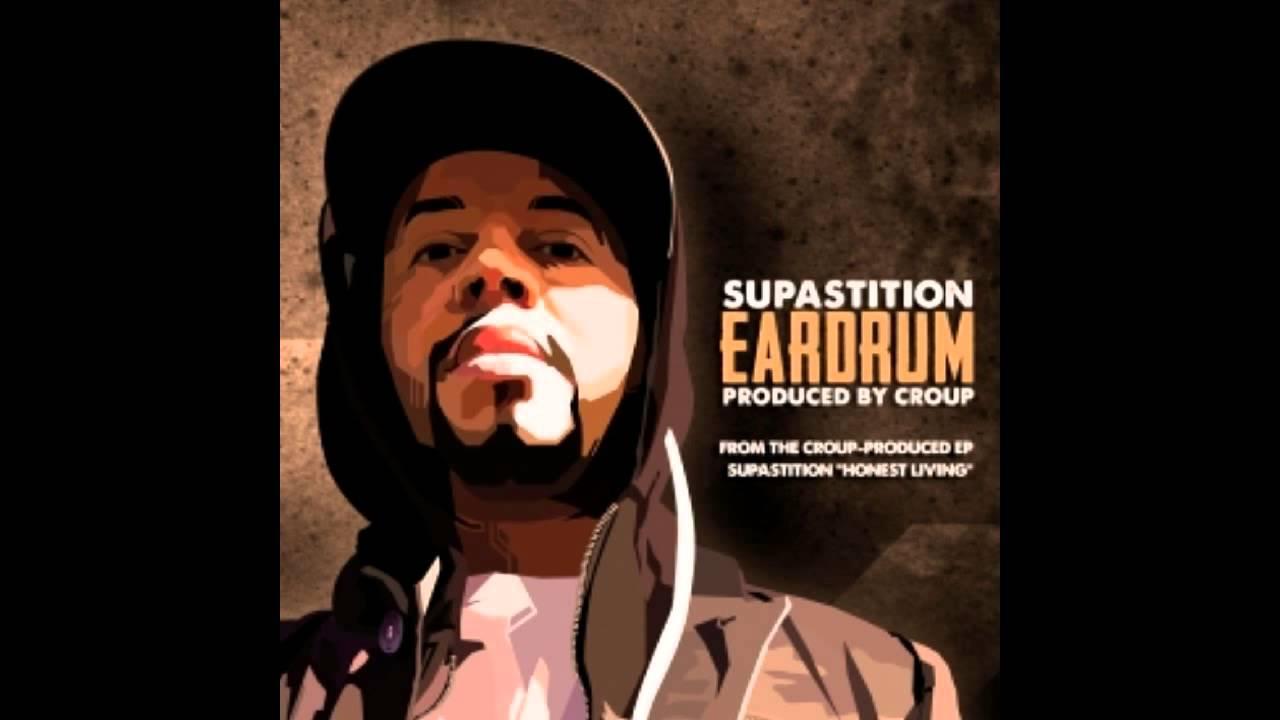 supastition eardrum