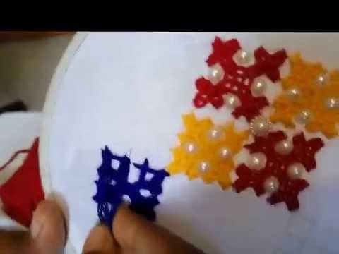 Gujrati Emb | Hand Embroidery