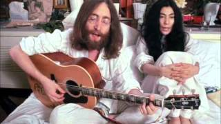 The Beatles chanting Hare Krishna