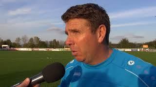 Martin Gray post-match interview