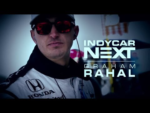 INDYCAR NEXT:  Graham Rahal