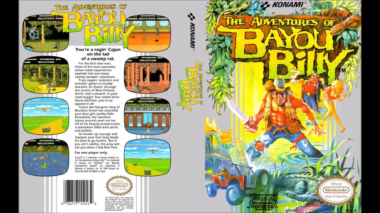 Bgm A Sega Genesis Ym2612 From The Adventures Of Bayou