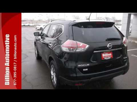 Certified 2014 Nissan ROGUE Rapid City Car  For  Sale, SD #N9927A