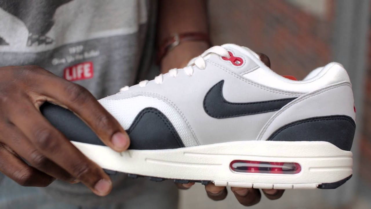 Air Max 1 OG- Live Look - YouTube d5d4bf868