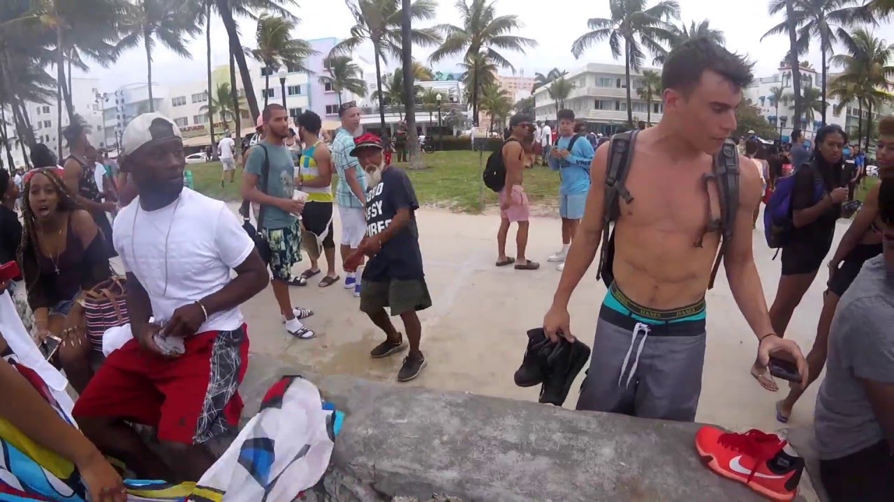 Daytona Beach Spring Break Vlogs