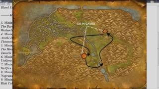 Guia Mining 1-450 Horde/Alliance WoW