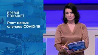 Коронавирус от Европы до России Время покажет Фрагмент выпуска от 26 06 2020