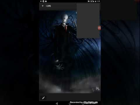 Слэндермен страшная музыка