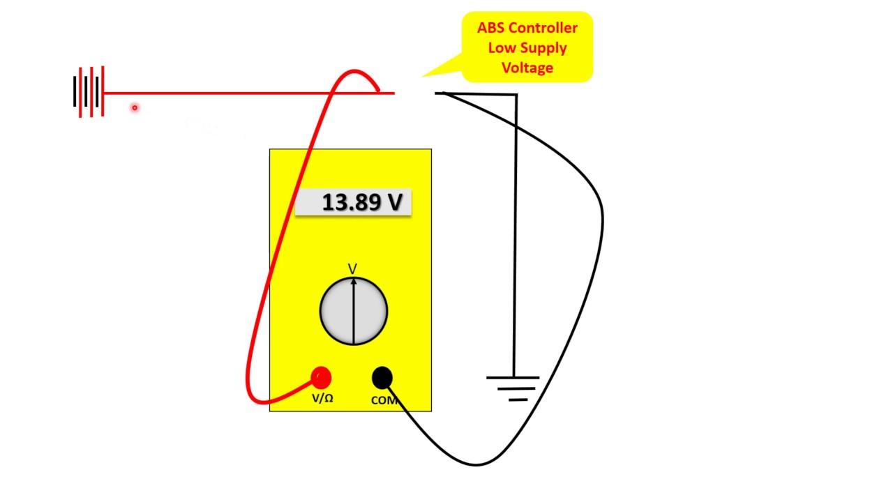 Open Circuit Measurements Not Lossing Wiring Diagram Resistance Measurement Voltage Ocv Youtube Rh Com Potential Corrosion