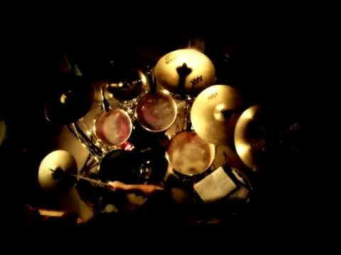 Nikos Argyropoulos (Tardive Dyskinesia)-The Electric Sun Drumplaythrough
