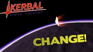 CHANGE! - Kerbal Space Program (1.1 Pre-Release)