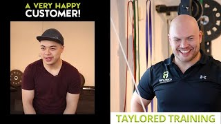 Taylored Training - Sean's Story
