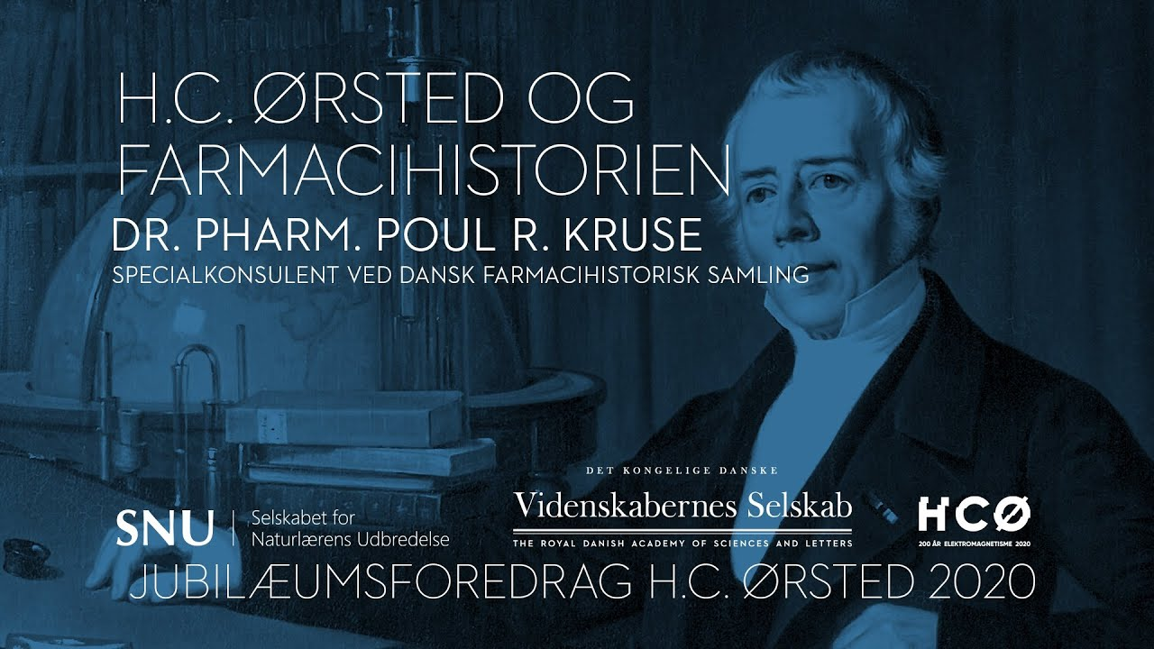 H.C. ØRSTED OG FARMACIHISTORIEN
