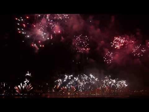 2013 Taipei DaDaoCheng Fireworks Festival