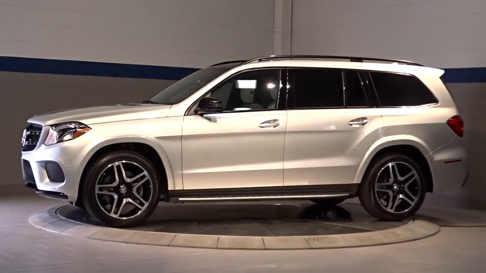 2017 mercedes benz gls walk around rockville centre