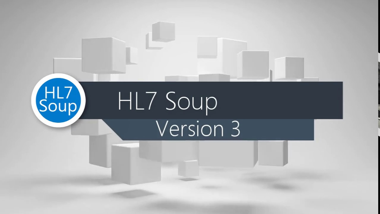 What's New In HL7 Soup V3