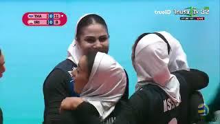 (THA - IRI) 2019 AVC WOMEN'S VOLLEYBALL CHAMPIONSHIP