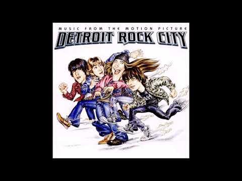 Detroit Rock City Soundtrack 26. Black Superman (Mohammad Ali) - Johnny Wakelin & The Kinshasa Band