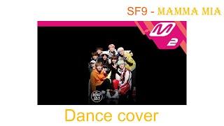 SF9 (에스에프나인) - 'Mamma Mia' Dance cover