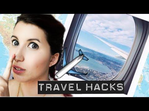TRAVEL HACKS: trucchetti per chi viaggia! | #AppuntiDiViaggio