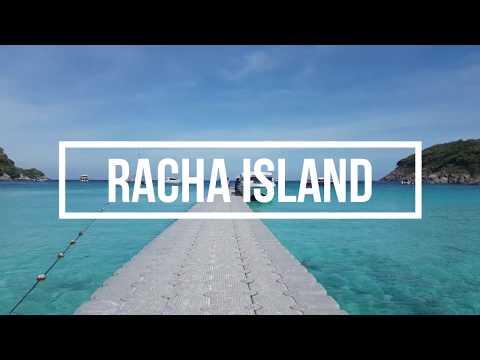 Racha Island - Coconut Tour (Thailand)