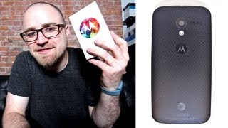 Moto X Unboxing (Find Out Why It