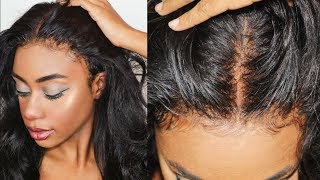 THIS WIG TRANSFORMATION IS WILD!!!! Ft. Ms Lula Hair (Black Owned)