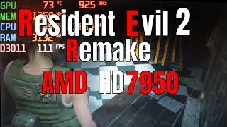 Resident evil 2 on amd