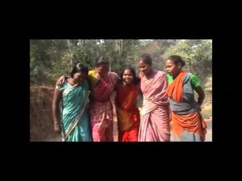 JUANG WOMEN DANCE AND SING - GONASIKA, INDIA