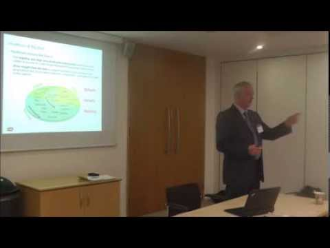 Health Data Management: Transformation through Migration - Steve Higgins