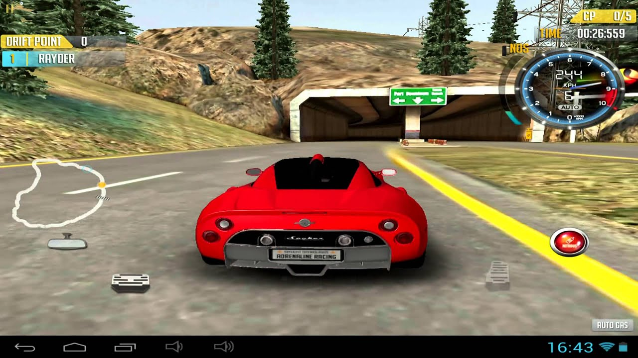 Adrenaline Racing Hypercars Android Gameplay Gameplaytv Youtube