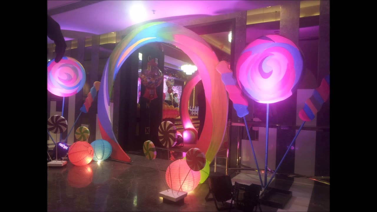 Kids Birthday Theme Party Organisers Planner in Noida Delhi
